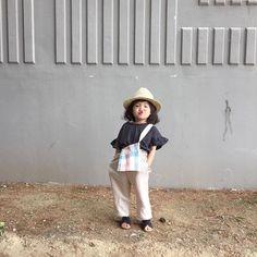 Best of kids fashion Cute Asian Babies, Korean Babies, Asian Kids, Cute Babies, Baby Kids, Black Kids Fashion, Toddler Fashion, Fashion Children, Trendy Kids