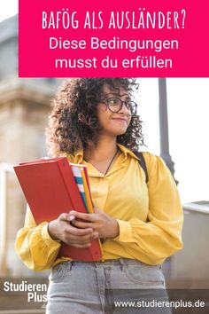 Du bist ein Ausländer, der in Deutschland lebt und hier nun auch studieren möchte. Allerdings ist deine finanzielle Situation nicht die Beste und du weißt nicht, wie du im Studium oder während der Ausbildung über die Runden kommen sollst. In diesem Artikel erfährst du alles über die Voraussetzungen von BAföG für Ausländer. #bafög #studium #studienfinanzierung To Study, Scientia Potentia Est, Growing Up, Training