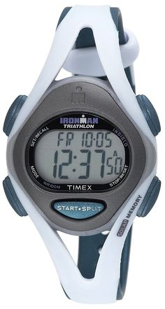Timex Women's T5K005 Ironman Sleek 50-Lap Resin Strap Watch *** You can get additional details at the image link.