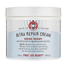 First Aid Beauty - Ultra Repair Cream...A little goes a long way