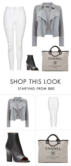 """""""Inspiration"""" by monika1555 on Polyvore featuring Mint Velvet, Topshop and Chanel"""