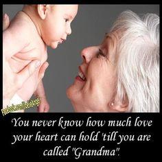 Nothing quite like it. #grandma