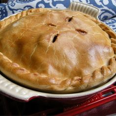 """Best Ever Pie Crust I """"This is the same pie crust my grandmother and my mother use. I've tried many others, and this is simply the easiest and the best."""""""