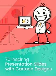 #GraphicMama cares about all your projects! In this post we will inspire you with a rich collection of #presentation slides with #cartoon designs.