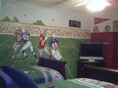 Whimsical Walls - Boy Rooms - Neenah, WI