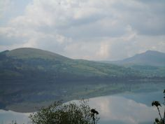 Lake Tegid - Y Bala