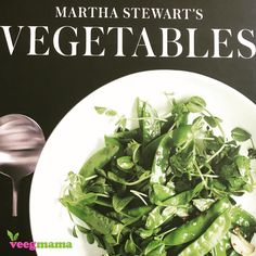 This cookbook by @marthastewart one of my favorites in my kitchen right now.  Read my full review at VeegMama.com today! #healthyfood #healthycooking #veegmama #cookbook