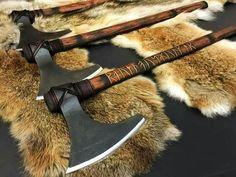 Norse style axes