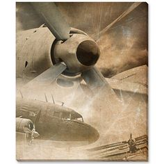 Aviation Wall Art aviator aeroplane deco wall mural wall mural - allposters.co.uk