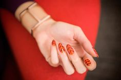 Spiced Chevron by butter LONDON. Find out how to get the look on Sephora's #TheBeautyBoard
