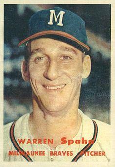 1957 Spahn
