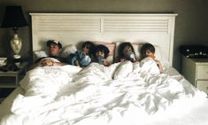 If you're thinking of co-sleeping, don't let anyone stop you