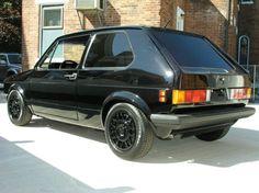 1984 Mk1 Rabbit GTi rebuild.