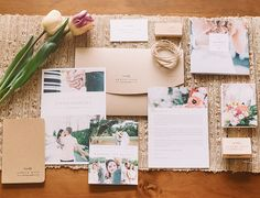 Wedding Welcome Packet: Modern Minimalist Edition - Design Aglow