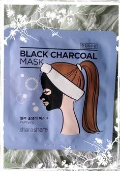 Shara Shara Black Charcoal Mask Purifying