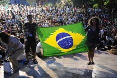 RIO DE JANEIRO (AP) - Dunya News - FIFA concerned but confident about Brazil violence.  FIFA has sold about 2.7 million tickets for the tournament's 64 games so far.  #Sports #FIFA