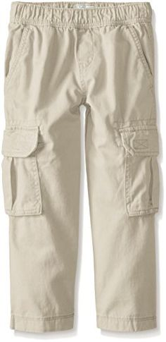 The Children's Place Boys' Pull-On Cargo Pant * Check this awesome image @