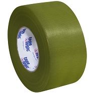 3 in x 60 Yard Olive Colored Duct Tape