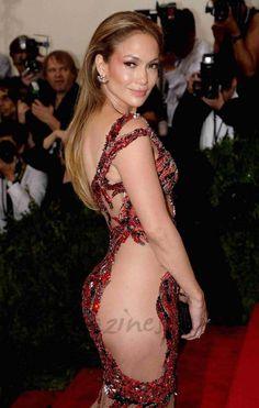 La gluteoplastia está de moda Jennifer López trasero