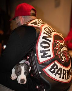 Pootsdog and Mighty, Mighty Mongrel Mob Barbarian, 2019 Biker Clubs, Motorcycle Clubs, Mighty Mighty, Mongrel, Barbarian, New Zealand, Crime, Party, Parties