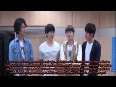 [Eng Sub] #SS501 - 8th #Anniversary Massage June/2013 #Kpop #Koreanfever #JungMin #HyungJun #YoungSaeng #KyuJong    <3   ::)