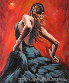 Flamenco Dancer                                                                                                                                                     More