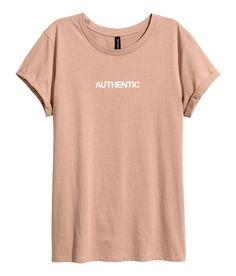 Authentic Tee | H&M Divided