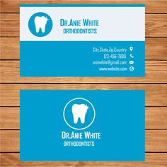 business card template publisher