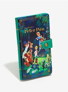 Off to Neverland? Don't forget your phone! | Peter ban Book Cover iPhone 6 Case