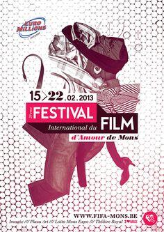 29ème Festival International du Film d'Amour de Mons