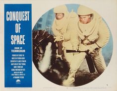 The Conquest for Space 1955