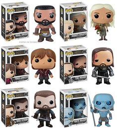 Game of Thrones from Funko