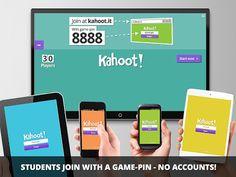 Kahoot! - Concurso de preguntas multijugador