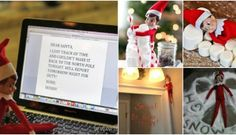 60 Amazingly Fun Ways to Decorate With Your Elf on the Shelf