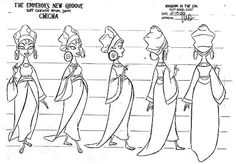 SonjebasaLand: How to Draw A Turn-around Character Reference Sheet, Character Model Sheet, Character Modeling, Character Art, 3d Modeling, Pixar Concept Art, Disney Concept Art, Disney Art, Cartoon Sketches