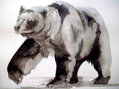 bear by ~bigredsharks on deviantART