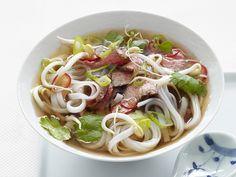 Vietnamese Noodle Soup Recipe : Food Network Kitchens : Food Network - FoodNetwork.com