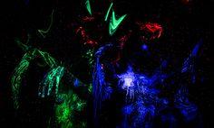 Aquarelas Cor De Vento Parte 2- UV Photography on Behance