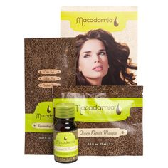 Macadamia Natural Oil Luxe Trial Pack http://i-glamour.com/Product/801031/Macadamia-Natural-Oil-Luxe-Trial-Pack