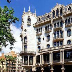 Casa Fuster #Barcelona #Modernisme