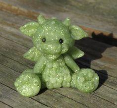 Green shimmer Dragon