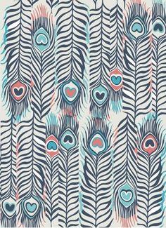 Super cute pattern would be a cute dress skirt or bag