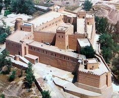 Château de Suse (Shush Castle), Susa (Shush), Khuzestan Province, Iran - www.castlesandmanorhouses.com