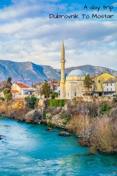 We went on an amazing day trip from Dubrovnik to Mostar to see the world's most famous bridge and explore a unique city