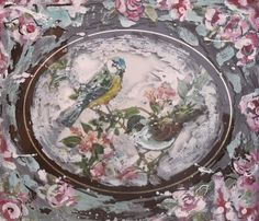 Birds and Roses by Alex Arnell