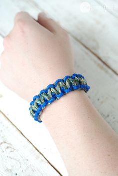 DIY Mosquito Repelling Bracelet - One Good Thing by Jillee