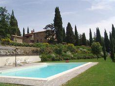 VILLA PANORAMA, située au sud de Sienne, non loin du mont Cetona. Pour 10 personnes. http://www.destination-italie.net/appartement-location-italie-893.html