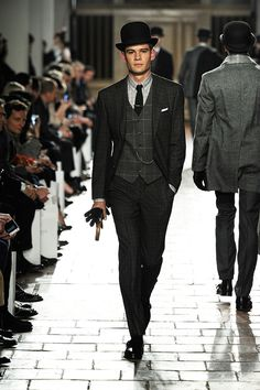 Hackett London Fall Winter 2013 Collection - Fall 2013 Fashion Week for Men