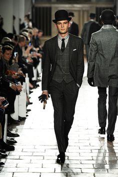 Hackett London Fall Winter 2013 Collection - Fall 2013 Fashion Week for Men