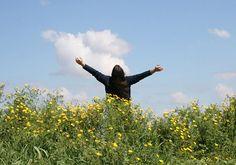 ¡Siempre mente positiva! Los pensamientos positivos son un imán para las cosas buenas y la mejor actitud para enfrentar la vida.